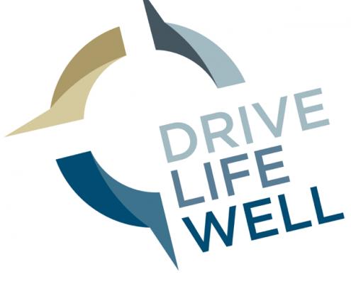 Drive Life Well Logo
